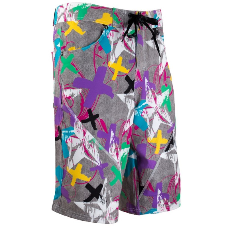 men's boardshort nine ink mix-up