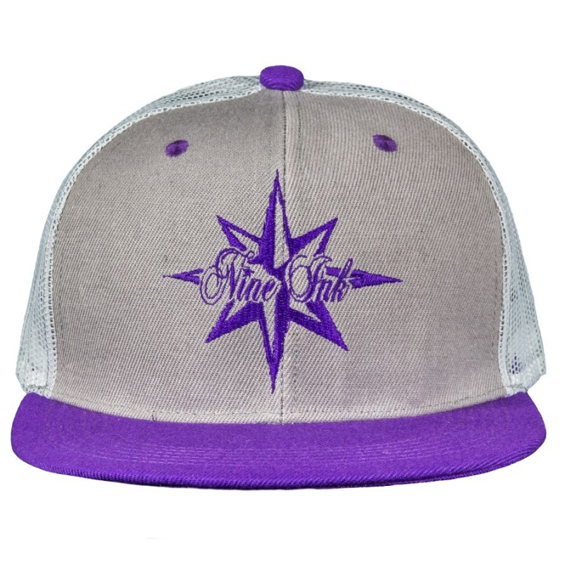snapback snapy purple