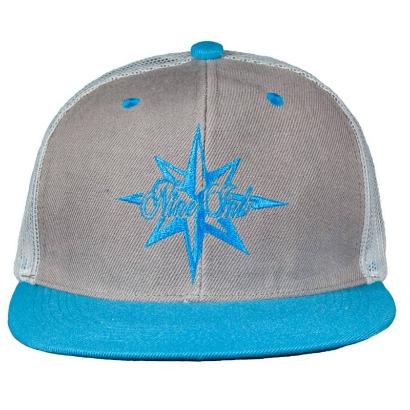 casquette snapback snapy blue