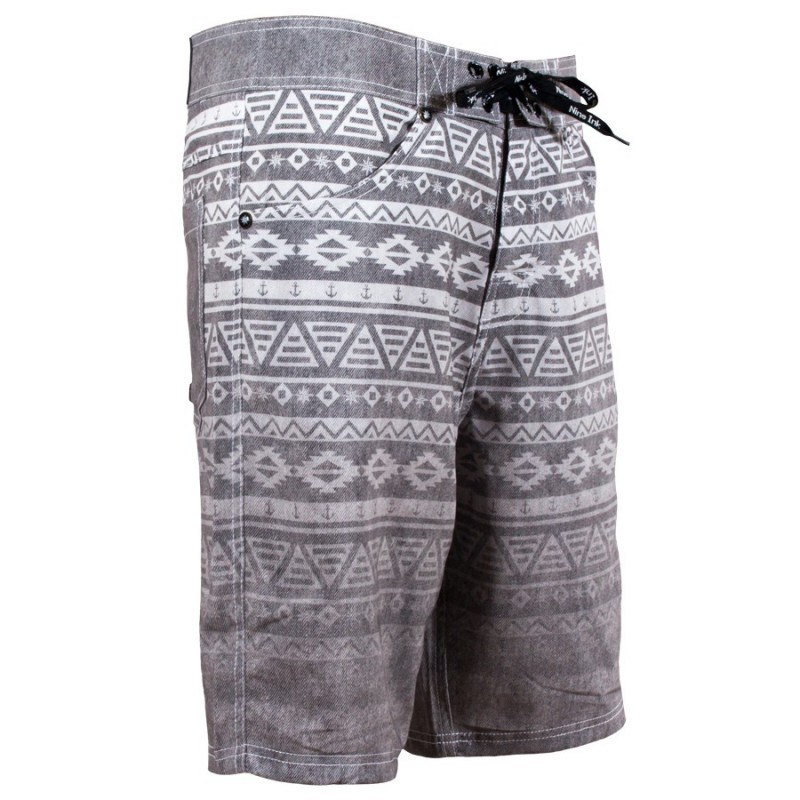 men's boardshort Nine Ink Etnik