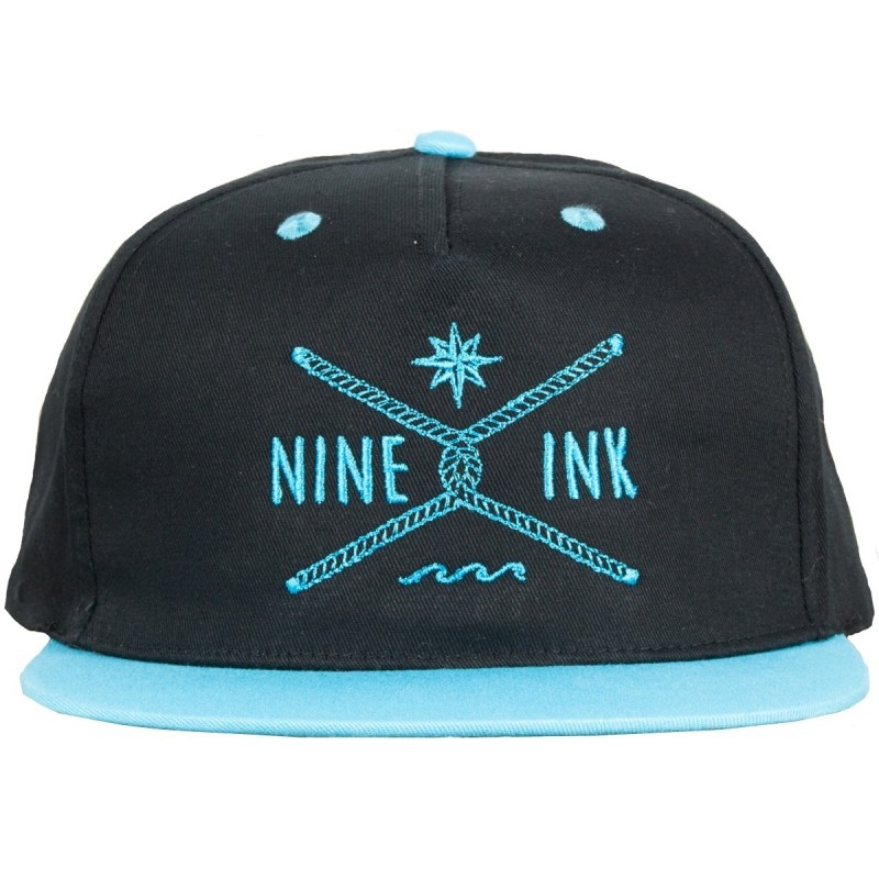 casquette snapback snapy neon blue